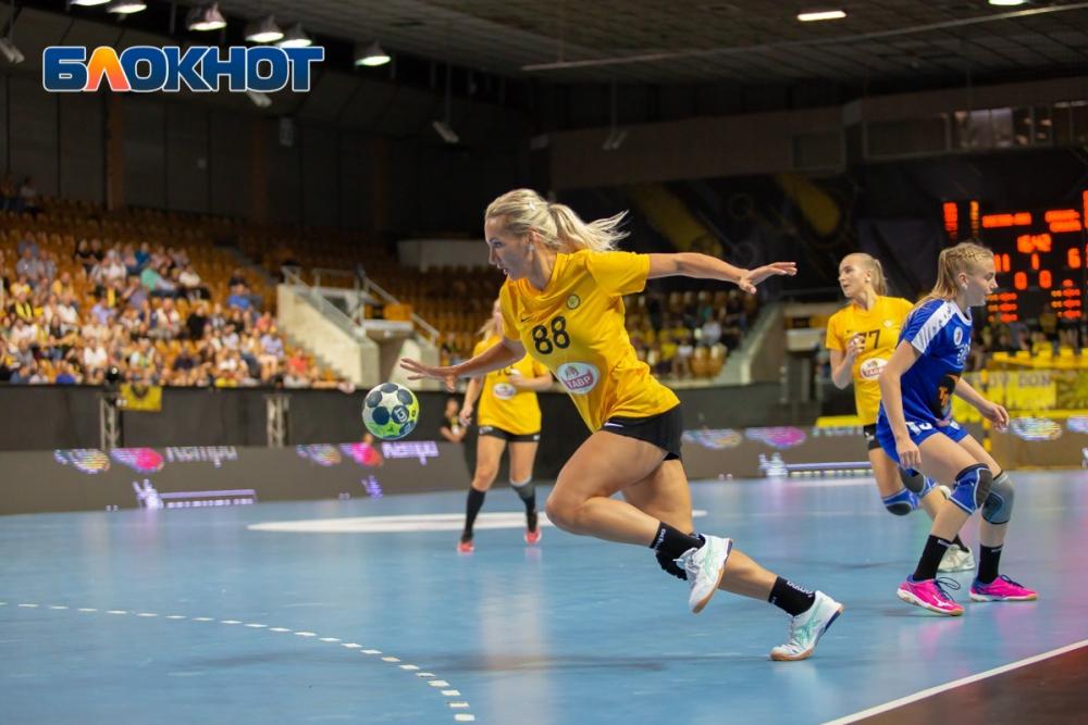 Девять гандболисток «Ростов-Дона» вызваны в сборную России