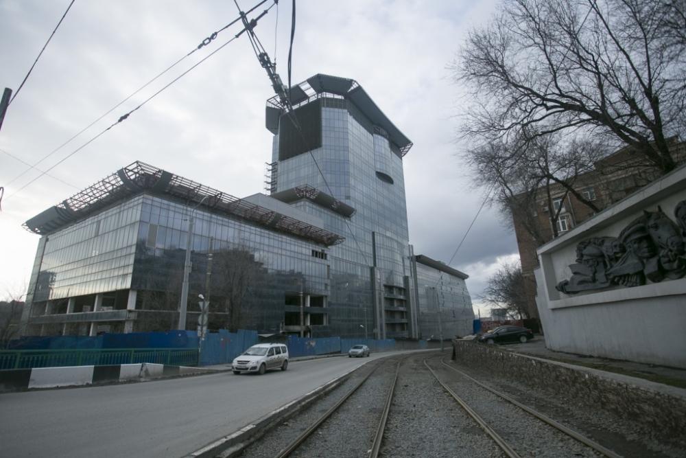 Инвестора, строившего «Шератон» вРостове, признали банкротом