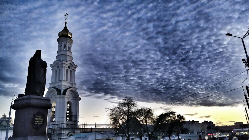 Центр Ростова перекроют из-за визита патриарха