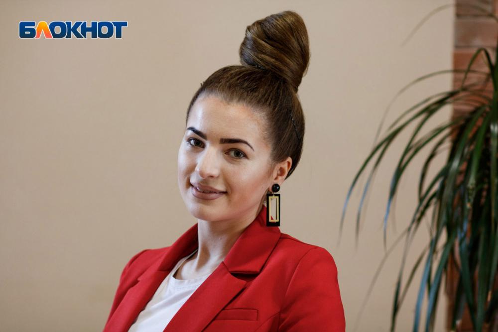 «Мои фото ретушировали, чтобы не обидеть»: участница «Мисс Блокнот Ростов-2019» Елена Марышева