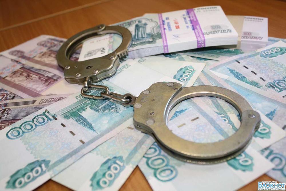 Директора управляющей компании в Батайске подозревают в хищении 7 млн