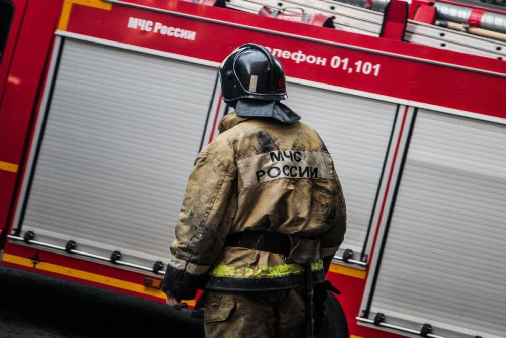 В Ростове из-за пожара пришлось эвакуировать многоэтажку
