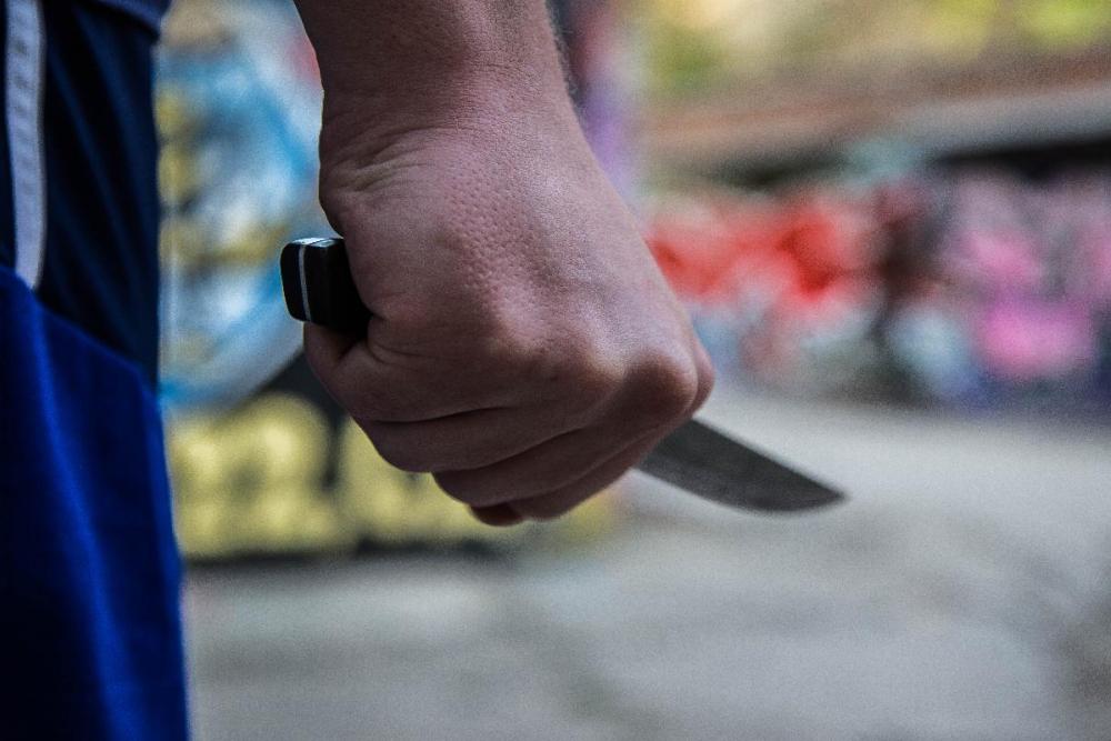 Вооруженный ножом ростовчанин напал на офис микрофинансовой организации