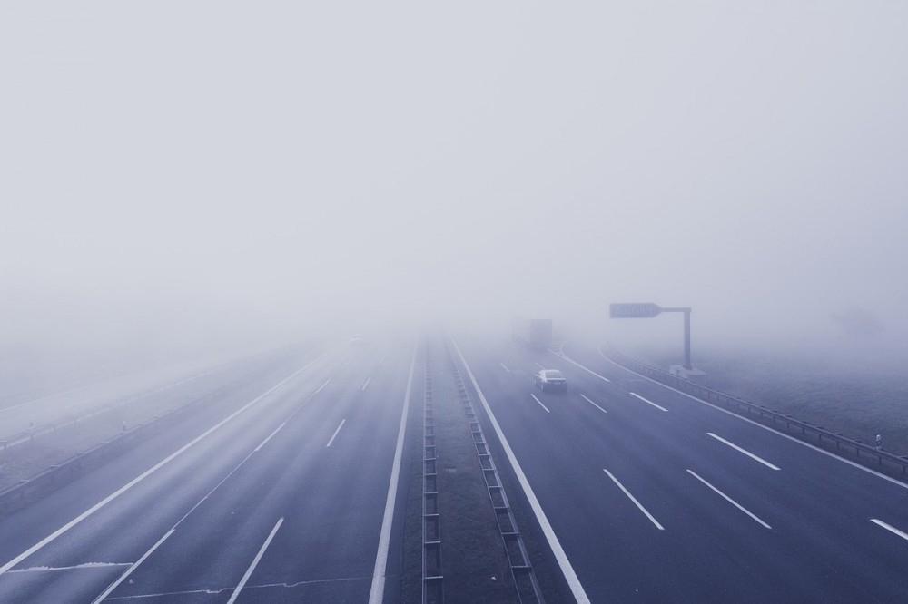 ВРостове из-за сильного тумана объявили штормовое предупреждение