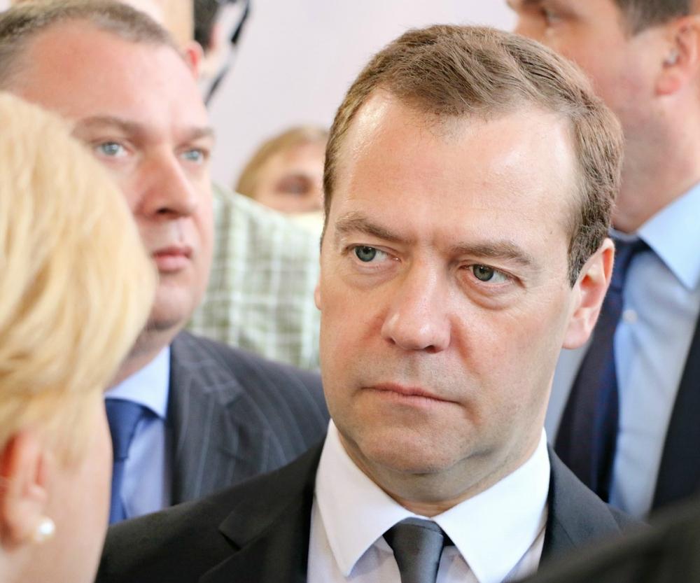 С270-летием Ростов поздравил Дмитрий Медведев