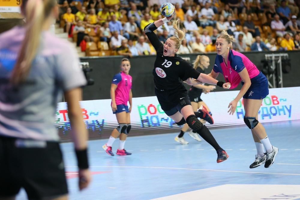 ГК «Ростов-Дон» одержал еще одну уверенную победу