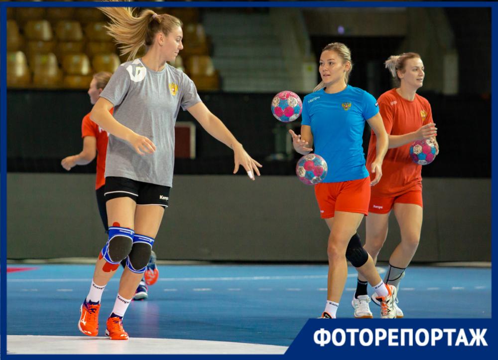 Навстречу Евро-2020: сборная России погандболу собралась вРостове-на-Дону