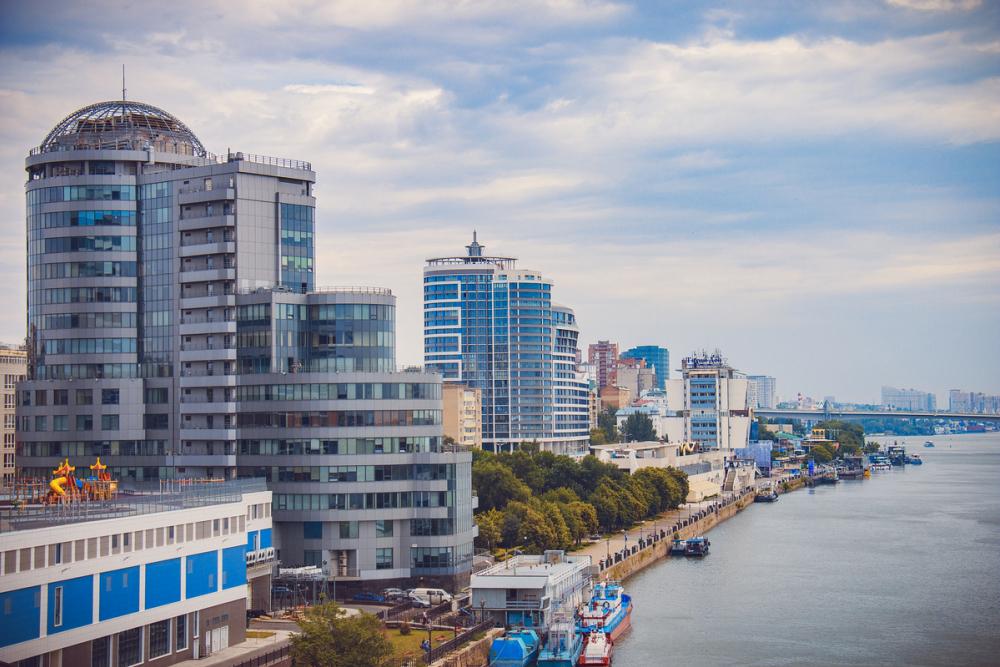 Врейтинге высокомерных городов Краснодар оказался выше Ростова
