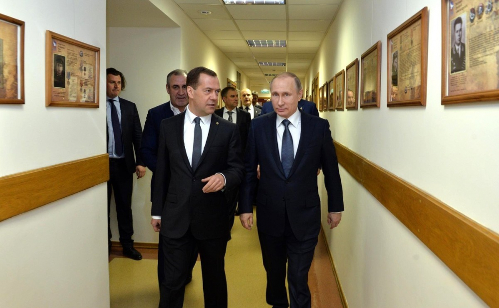 Тест «Блокнота». Угадай, кто говорит: Путин или Медведев