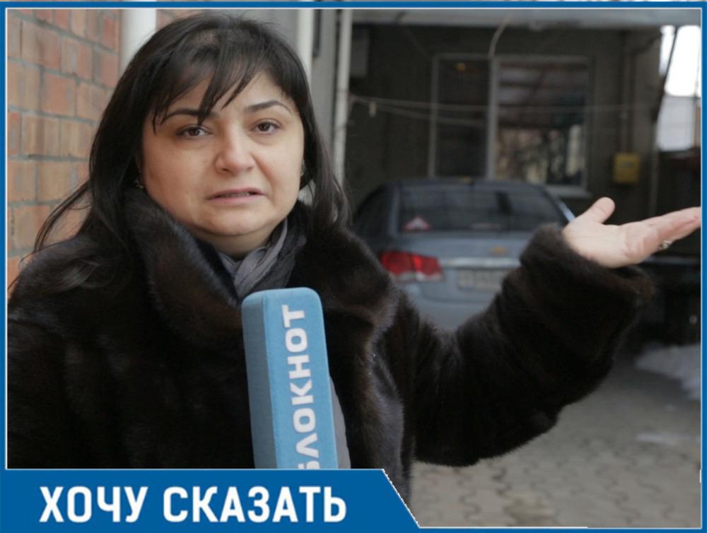 Власти Ростова разрешили стройку, которая может убить моих детей, - Белла Хачумян