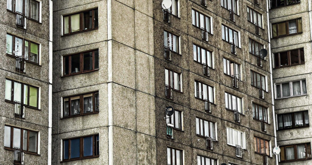 ВРостове наЗападном несколько многоэтажек остались без тепла игорячей воды