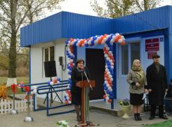 Важнейшие фельдшерско-акушерские пункты открыли в Ростовской области