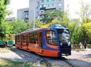 Для ростовчан, полюбивших трамвайный маршрут на Станиславского, добавили низкопольные вагоны
