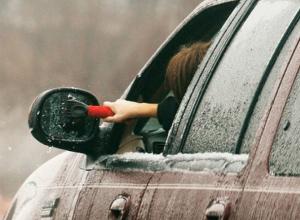 Аварийно-опасная ситуация сложится на дорогах Ростова из-за надвигающихся заморозков и гололедицы