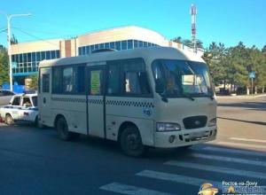 В Новочеркасске маршрутка насмерть сбила пенсионерку
