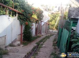 В Ростове из-за бездействия властей жители трех переулков отрезаны от благ цивилизации