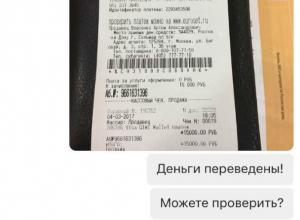 Переписку с аферистами опубликовала ростовская семья, ставшая жертвой покупки билетов по Интернету на битву с «МЮ»