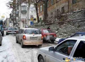 Донские коммунальщики за плохую уборку снега и наледи оштрафованы на 800 тысяч