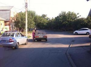 В Ростове под колеса ВАЗа попал 6-летний велосипедист