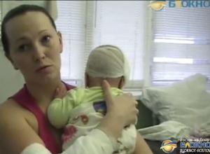 Пострадавшая ростовчанка рассказала о нападении мастифов на нее и 3-месячную дочку. Видео