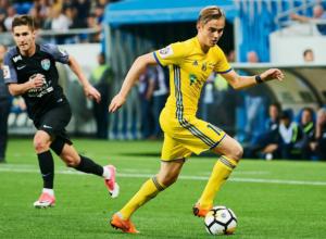 Подающий надежды спартаковец Зуев подписал контракт с «Ростовом»