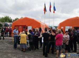 В Ростовской области находятся более 35 тысяч беженцев из Украины