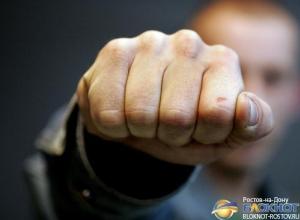 В Цимлянске пьяная молодежь устроила драку с полицейскими