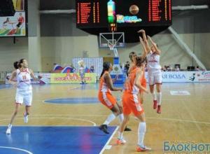 Ростовские баскетболистки проиграли в гостях команде из Оренбурга