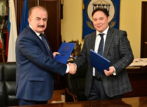 ДГТУ и военно-промышленное предприятие «РАТЕП» стали стратегическими партнерами