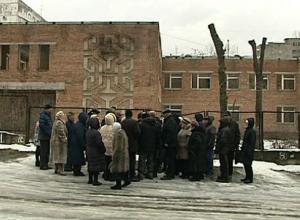 Ростовчане решили дать бой высоткам, которые хотят втиснуть вместо детского сада