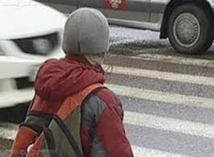Школьник получил травмы, попав под колеса иномарки на пешеходном переходе в центре Ростова