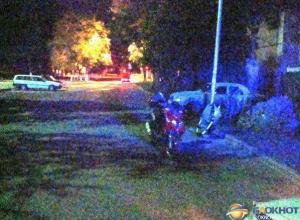 В Таганроге подросток-скутерист сбил коляску с 2-летним ребенком