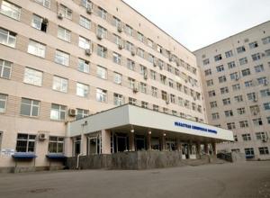 В Ростове возбуждено дело в отношении женщины, по вине которой с 9 этажа больницы выпала 2-летняя девочка