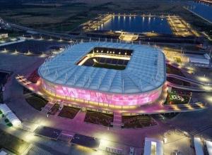 Эффектная «Ростов-Арена» станет собственностью региона через полгода