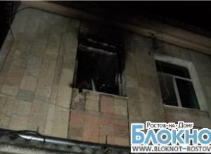 В Ростовской области горел интернат для детей «Дом детства»