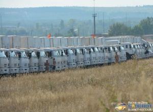 В пригороде Луганска захвачены диверсанты, готовившие нападение на гуманитарный конвой РФ