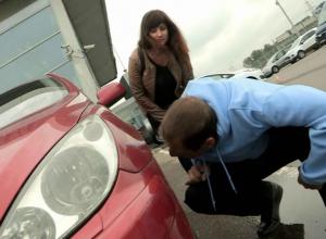 Новую схему мошенничества в отношении наивных автоледи отработали злоумышленники Ростова