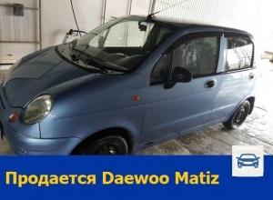 В Ростове срочно продается Daewoo Matiz