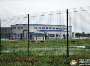 В Ростовской области из-за стрельбы на Украине вновь приостанавливал работу КПП Донецк