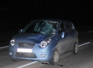 В Ростовской области женщина-водитель на «Киа» насмерть сбила пешехода