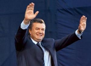 Виктор Янукович прилетел в Ростов-на-Дону из Харькова