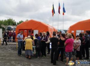 В Ростовской области число беженцев из Украины превысило 51 тысячу человек