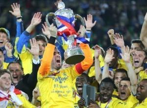 Футбольный клуб «Ростов» могут лишить права играть в Лиге Европы
