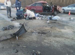 В ДТП под Ростовом погибли полуторагодовалый ребенок и его мать