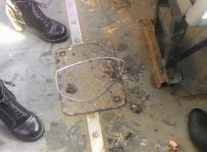 Ужасный «аттракцион» с уничтоженным тортом устроил пассажирам маршрутки водитель-лихач в Ростове