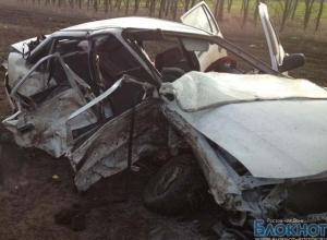 Количество погибших в аварии на трассе Ростов-Ставрополь увеличилось до 5 человек