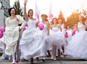 23 марта Ростов-на-Дону ожидает нашествие невест