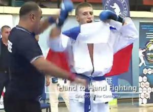 «Своего соперника я «передышал» - чемпион мира по рукопашному бою Александр Бобырев