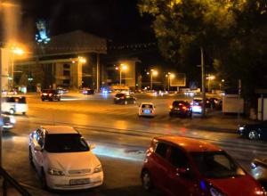 Театральная площадь Ростова временно станет недоступной для автомобилистов