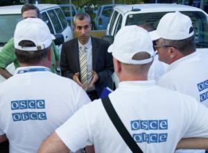 В Ростовскую область прибудут еще 10 наблюдателей миссии ОБСЕ